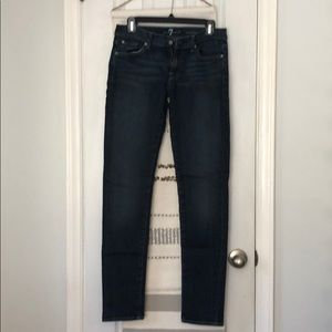 7 for All Mankind Roxanne Jeans 29
